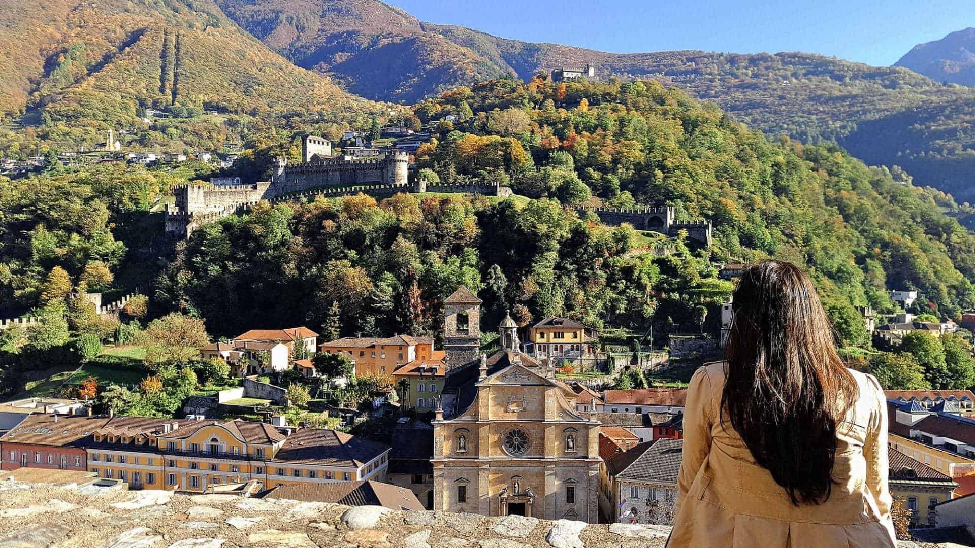 Cosa vedere a Bellinzona, la città dei tre castelli patrimonio dell'Unesco
