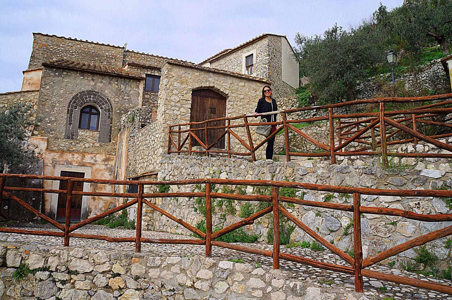 """Terravecchia, il borgo """"sconosciuto"""" di Giffoni Valle Piana"""