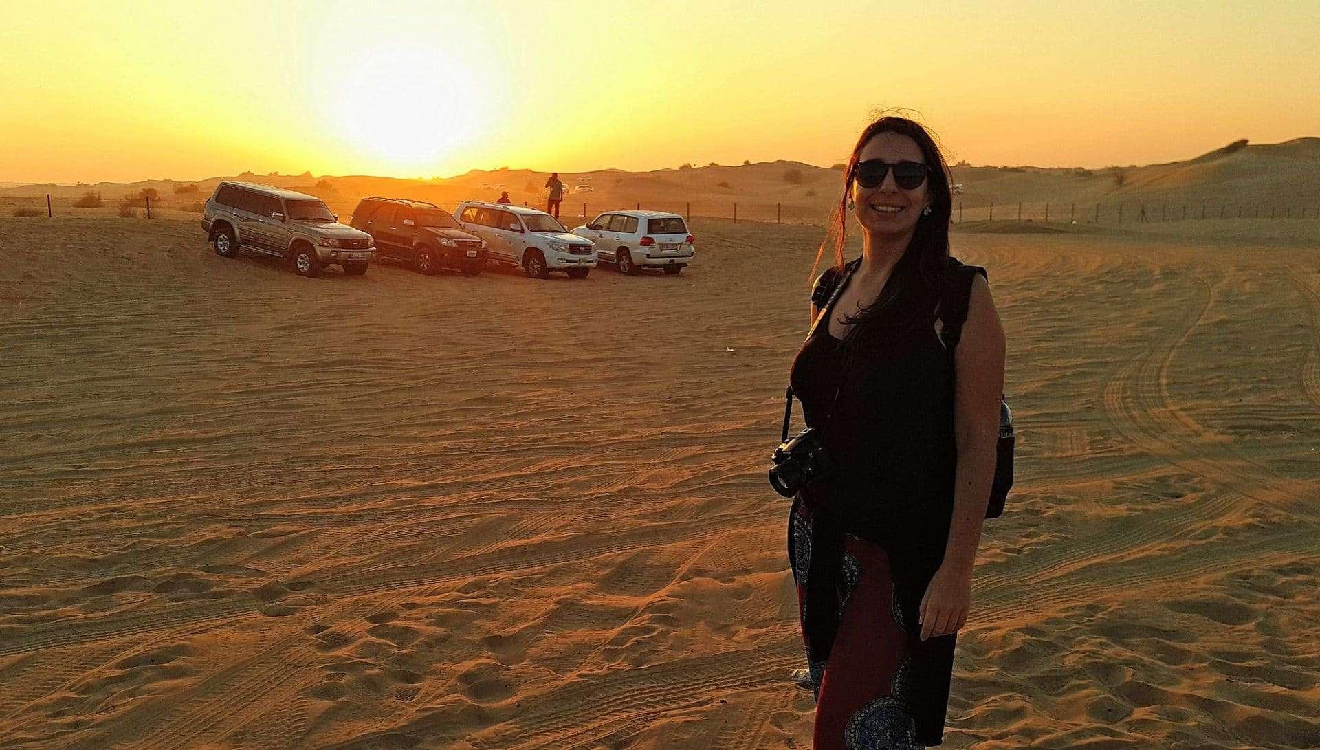 Safari nel deserto di Dubai: la mia avventura tra le dune