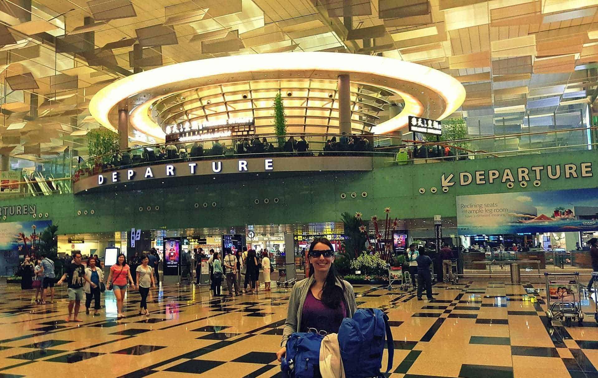 Come spostarsi dall'aeroporto di Singapore all'hotel senza taxi