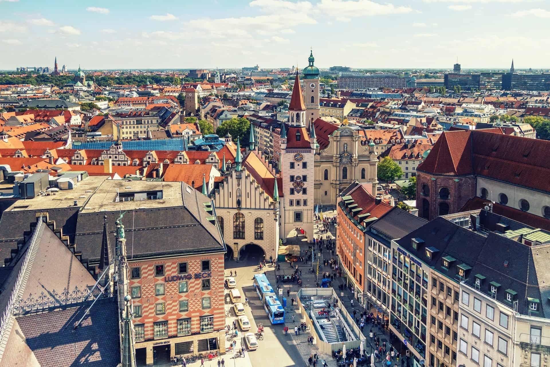 5 motivi per visitare Monaco di Baviera