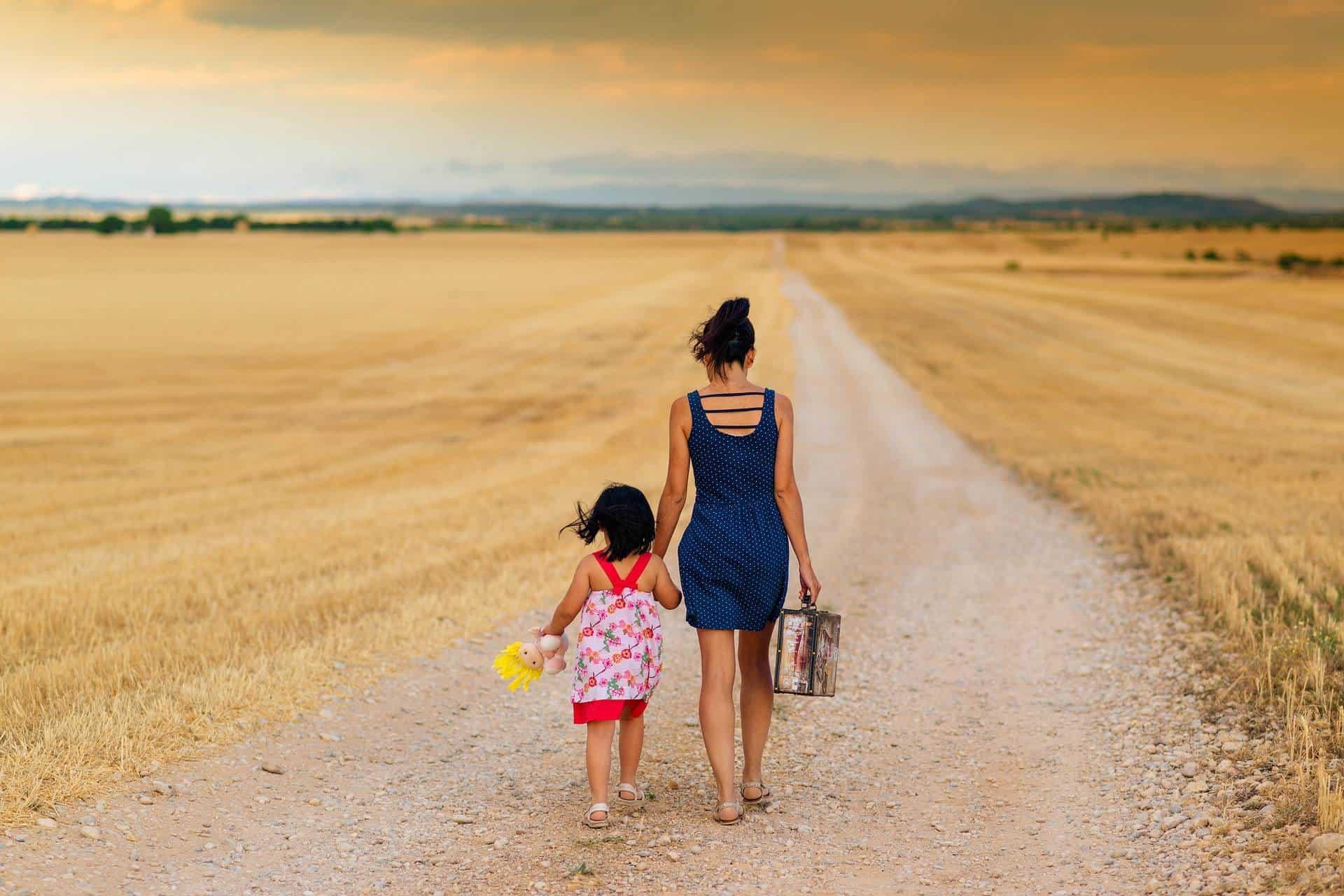 Mamme viaggiatrici, ma siete proprio sicure che ai vostri figli piaccia viaggiare?