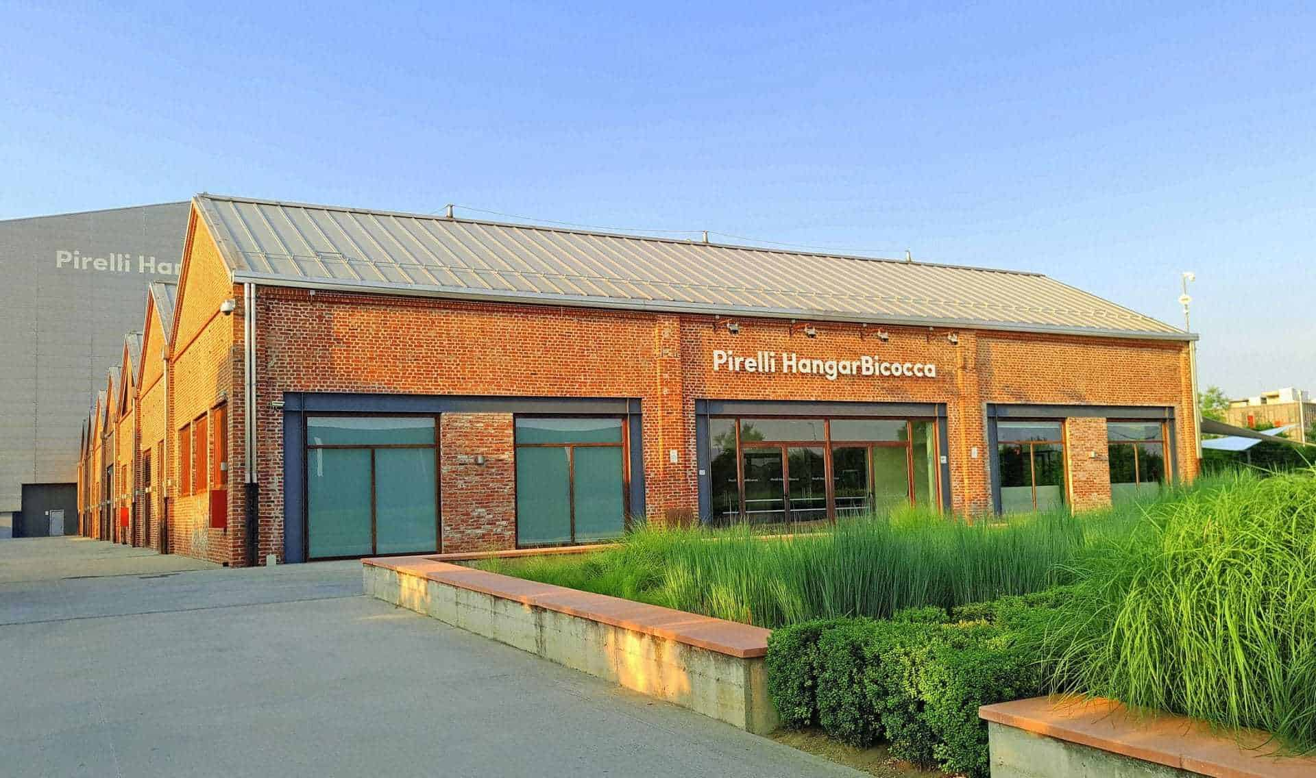 5 motivi per visitare il Pirelli Hangar Bicocca a Milano