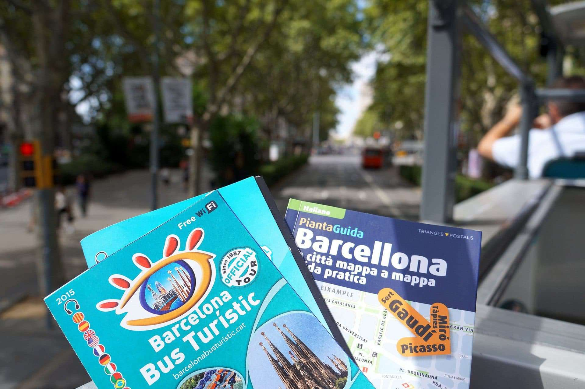 Visita guidata di Barcellona in italiano: tour privati e di gruppo in bici e in bus