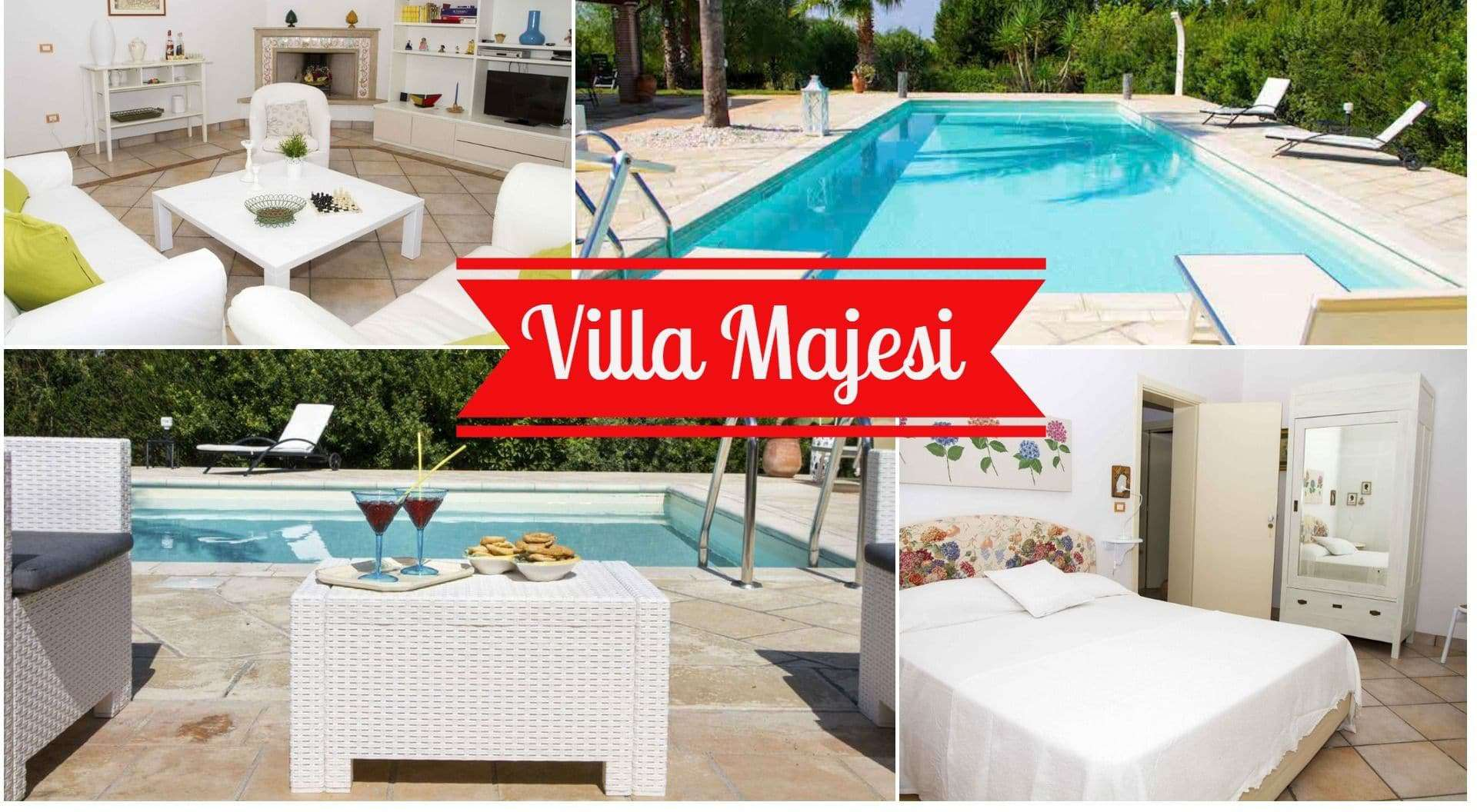 Villa Majesi: la tua casa vacanze esclusiva nel cuore del Salento