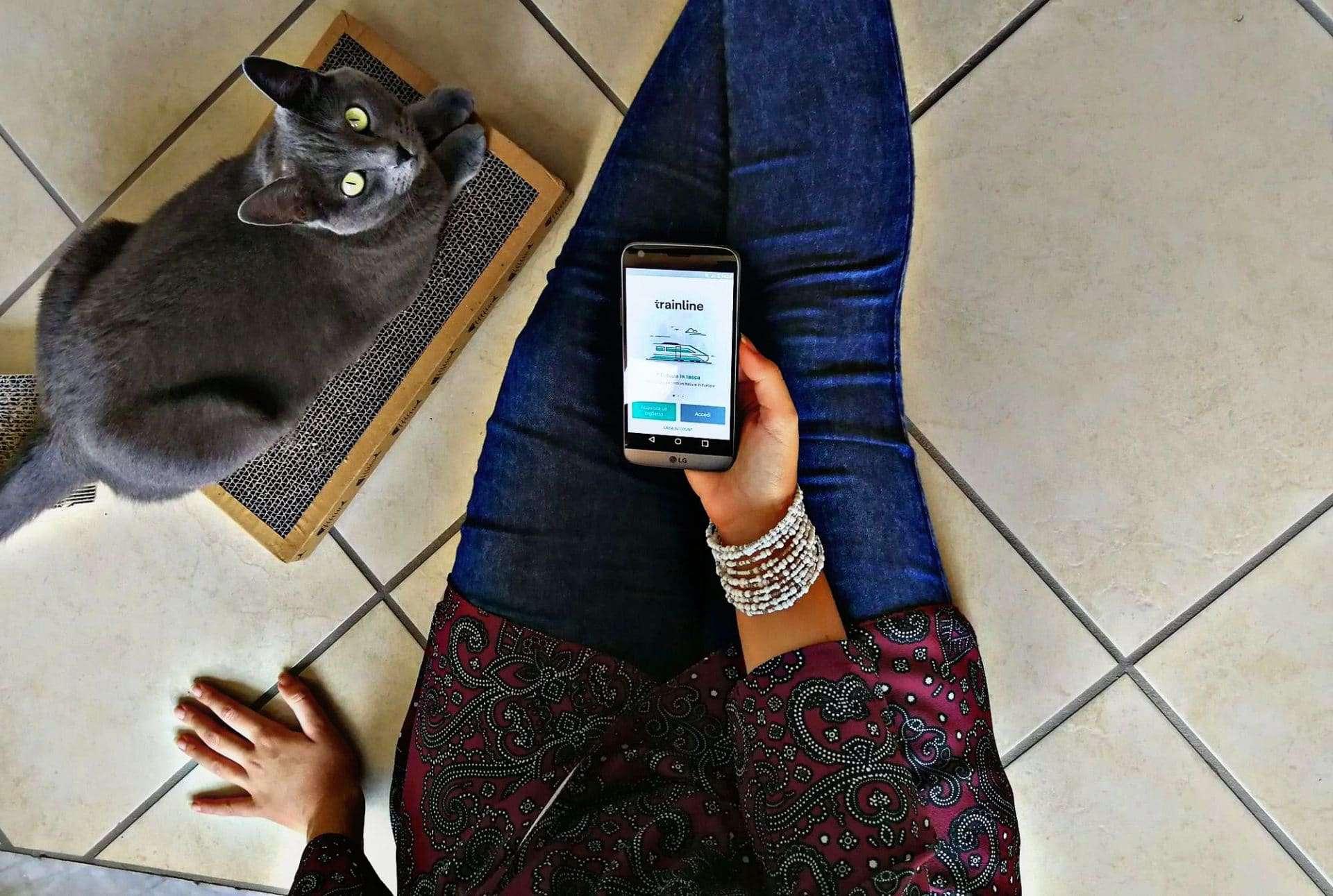 La mia esperienza con Trainline: l'app gratuita per prenotare i biglietti del treno