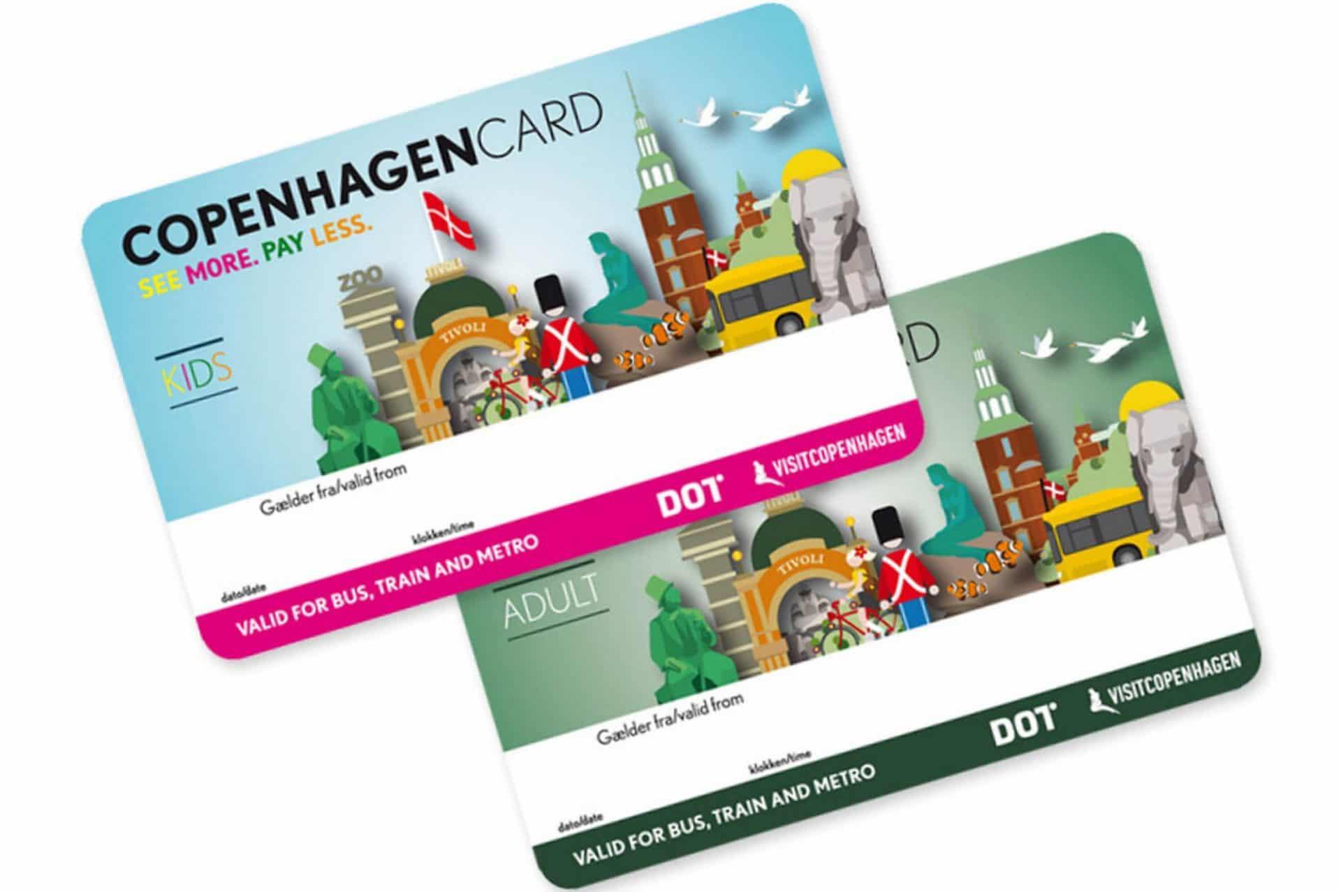 Perché non conviene comprare la Copenaghen Card per visitare Copenaghen