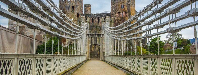 5 castelli più belli da visitare in Galles (assolutamente)