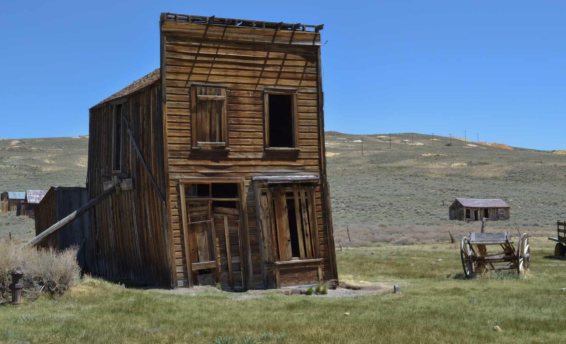 5 imperdibili ghost town americane da visitare nel Nord America