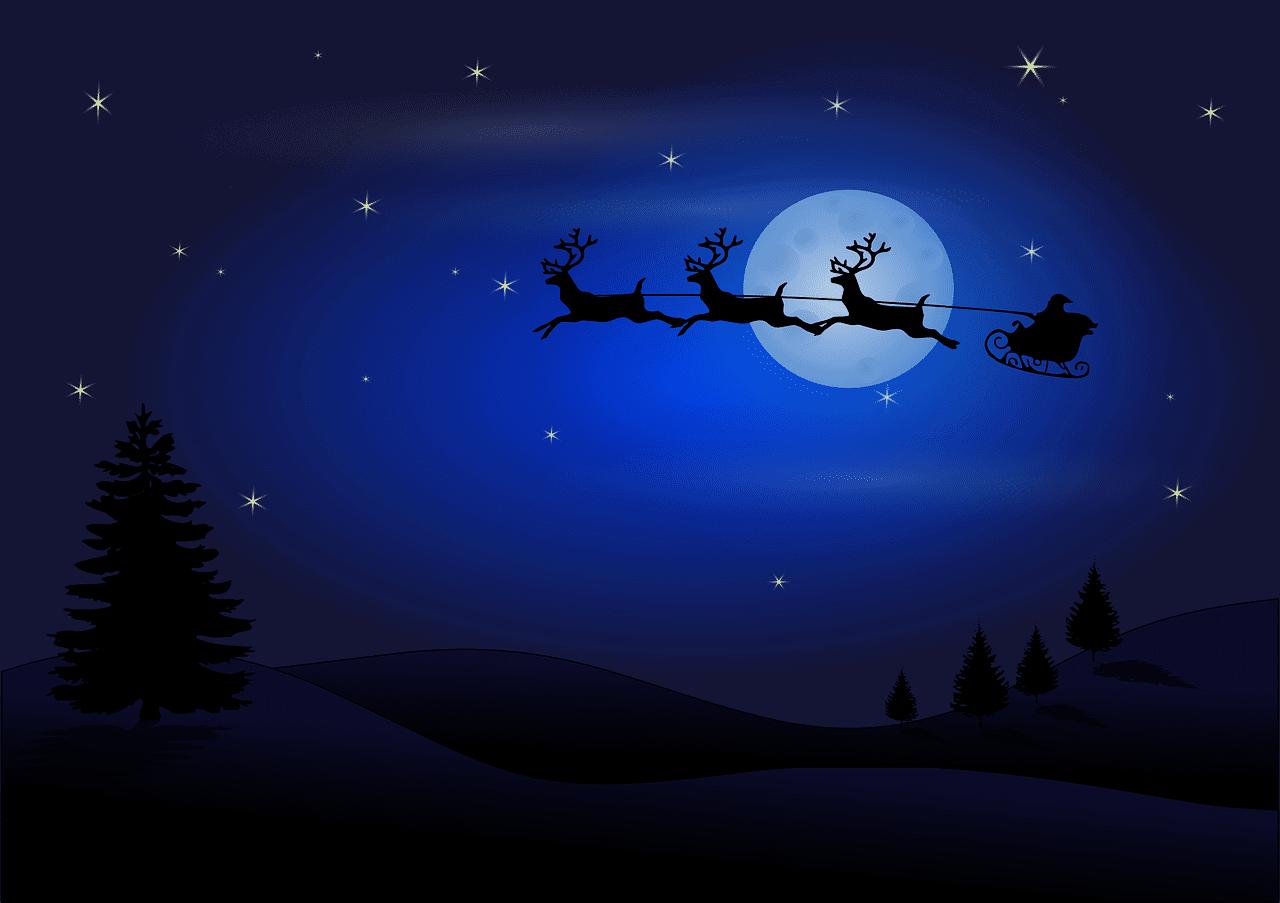 La vera storia di Babbo Natale da San Nicola a Santa Claus