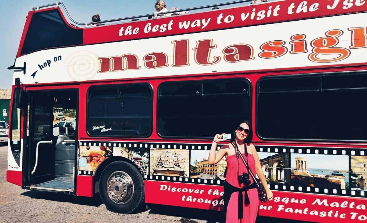 Come muoversi e visitare Malta senza auto