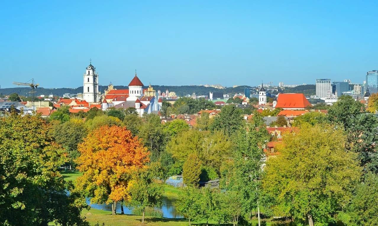 5 cose da fare e vedere a Vilnius in un giorno