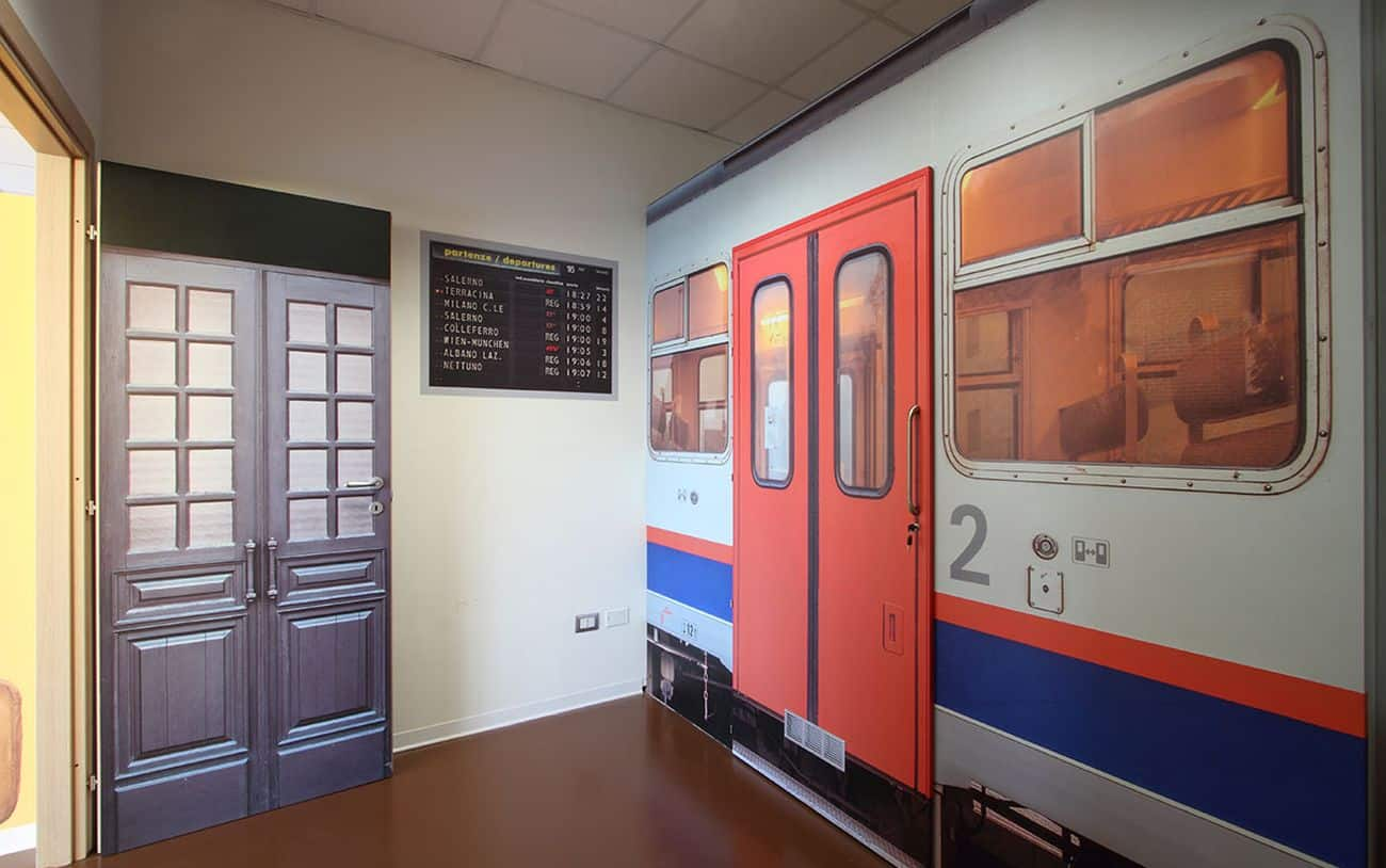 Treno-terapia: il viaggio in treno come cura contro l'Alzheimer