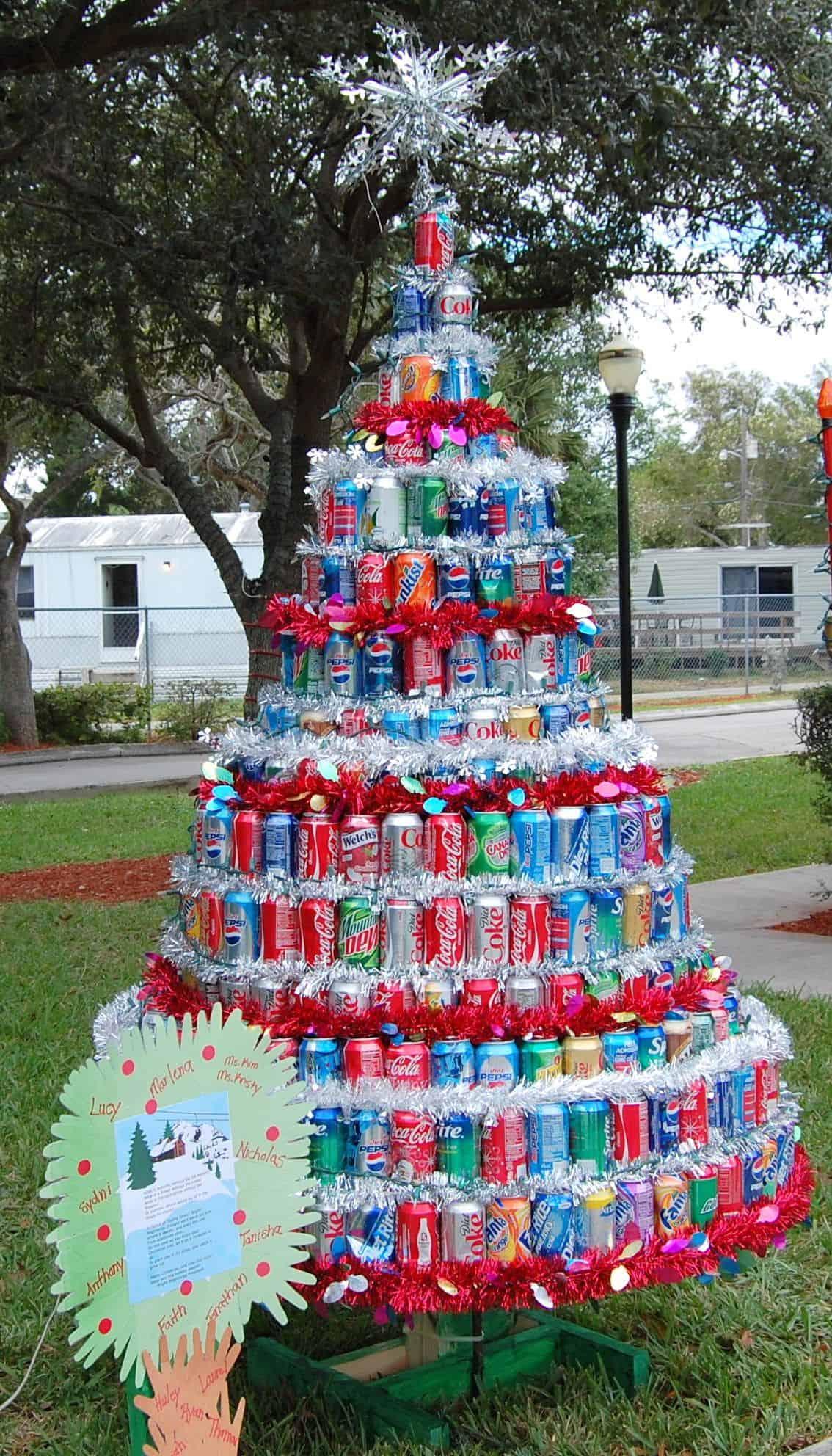Idee Creative Per Natale 5 idee creative per realizzare alberi di natale originali